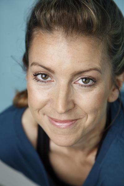 Forfatteren Sandra Nygaard